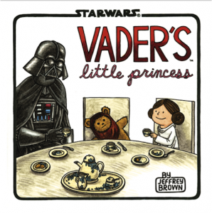 star wars, vader's little princess, darth vader, children's books, star wars gifts