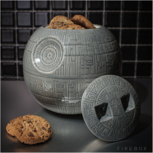 star wars, death star, cookie jar