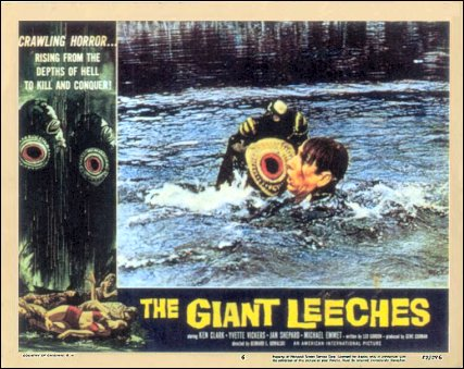 attach of the giant leeches