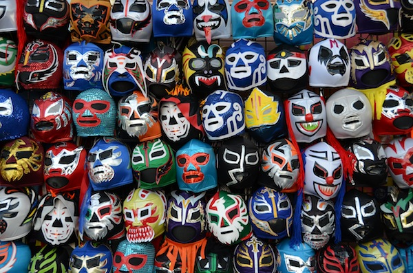 lucha libre, internet tv, channels, weird channels, mexican wrestling