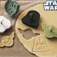 star wars, cookies, star wars gifts, christmas