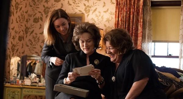 August: Osage County, LA, Meryl Streep, Julia Roberts