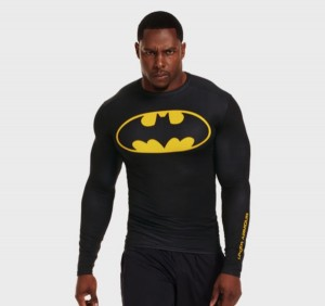 under armour, alter ego, batman