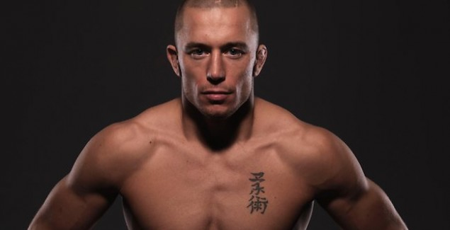 george st. pierre, mma fighter, sports