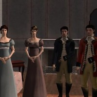 jane austen, video game