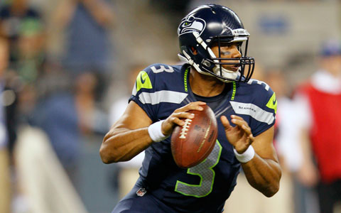 russel wilson, fantasy football