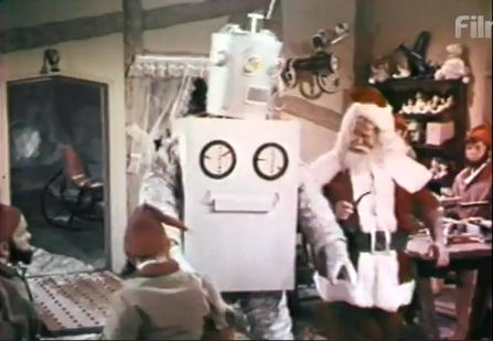 holiday, tv, camp, movies, santa conquers the martians, christmas