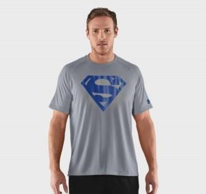 superman, underarmour