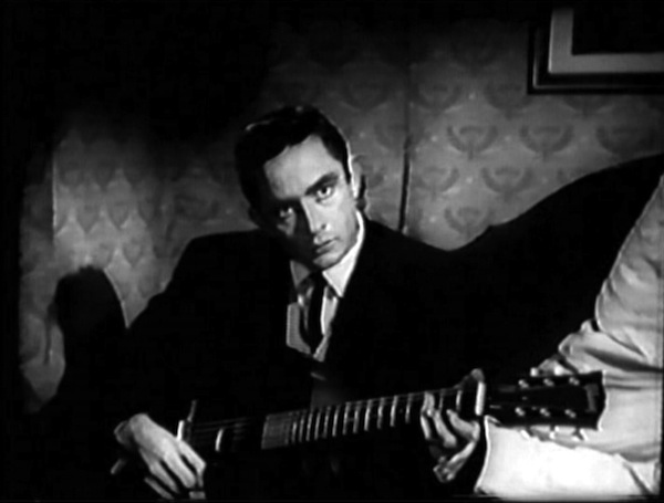 johnny cash, five minutes to live
