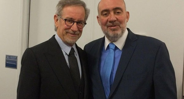 Spielberg Ron Prosor
