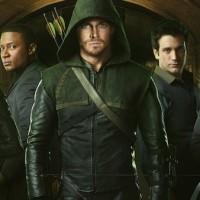 arrow, the cw, arrow season two