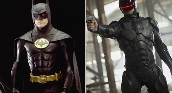 Batman Robocop