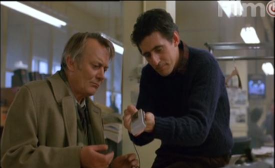 Edward Snowden, Gabriel Byrne