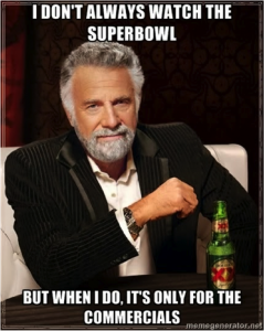 super bowl, bud bowl