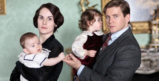Downton Abbey, season 4, season 4 premiere downton abbey