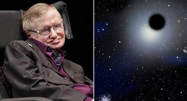 Hawking black hole