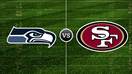 seahawks vs 49ers, playoffs, football