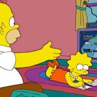 Simpsons Super Bowl