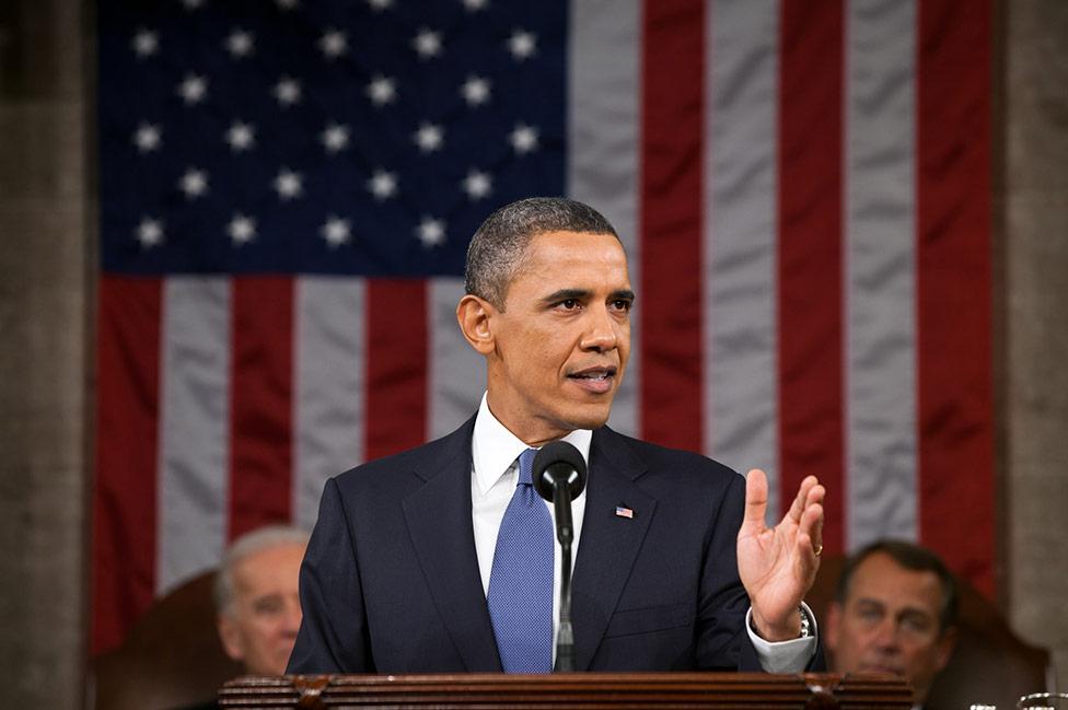 state of the union, barack obama