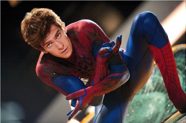 spiderman, spiderman movie, 2014, marvel, dc comics