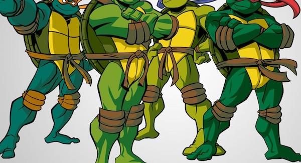 teenage mutant ninja turltes