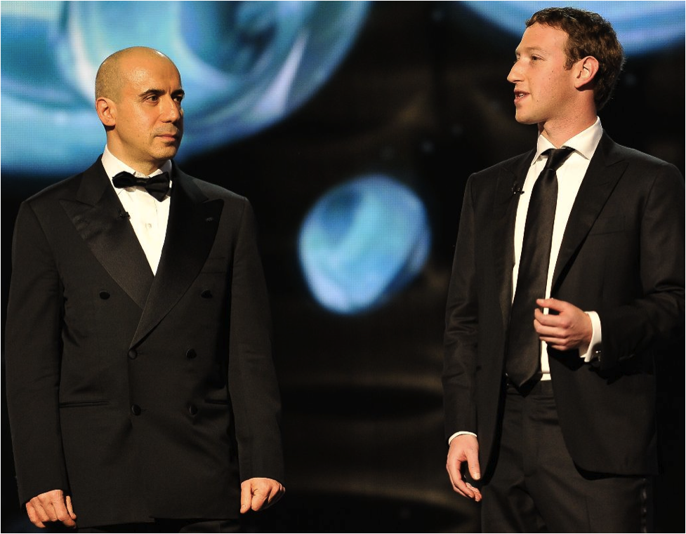 mark zuckerberg, facebook, life sciences