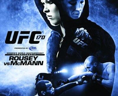 Rousey UFC 170