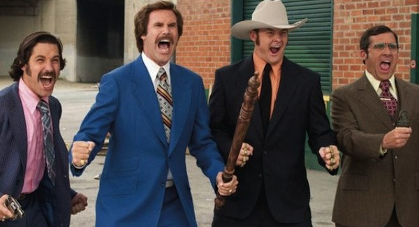 anchorman 2, anchorman sequel, will ferrell, paul rudd, re-release