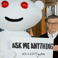 Bill Gates Reddit 2014