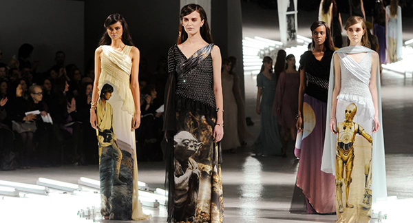 Rodarte Star Wars Dresses