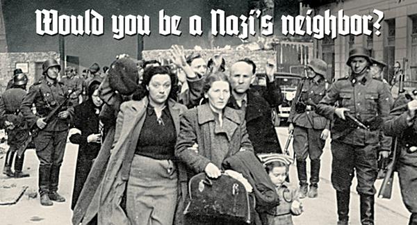 Dov Hikind Nazi campaign