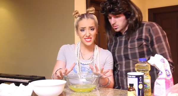 Miley Cyrus Jenna Marbles