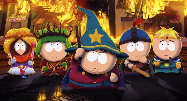 south park, stick of truth, video games