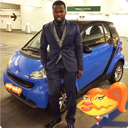 50 Cent copy