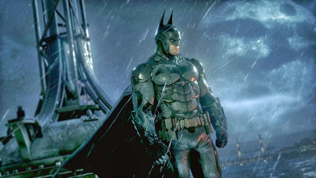 E3 batman
