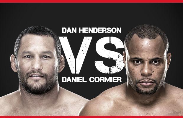 UFC173 Cormier