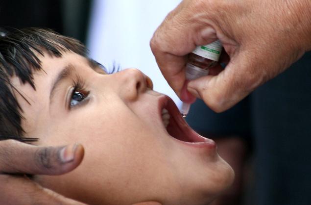 polio WHO