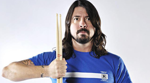 Grohl HBO