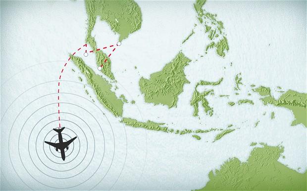 100 days mh370