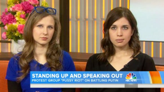 Pussy Riot Today