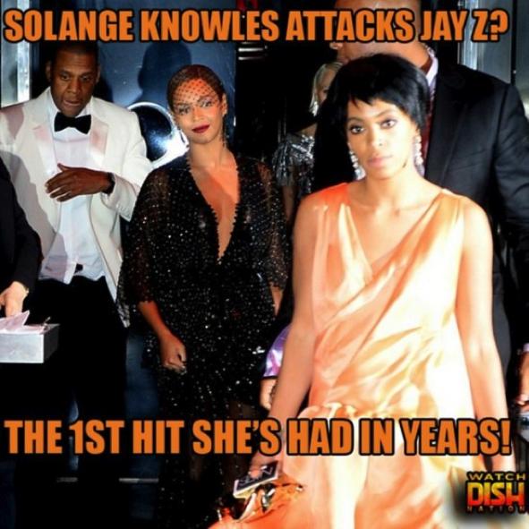 JayZ Solange