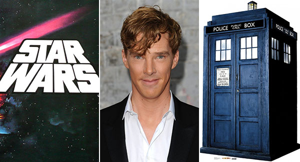 Star Wars Benedict Cumberbatch
