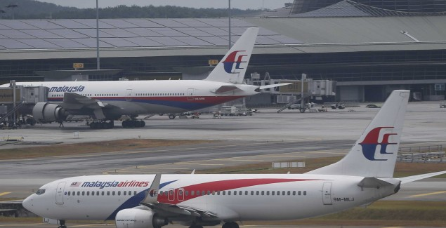 MH370 conspiracy