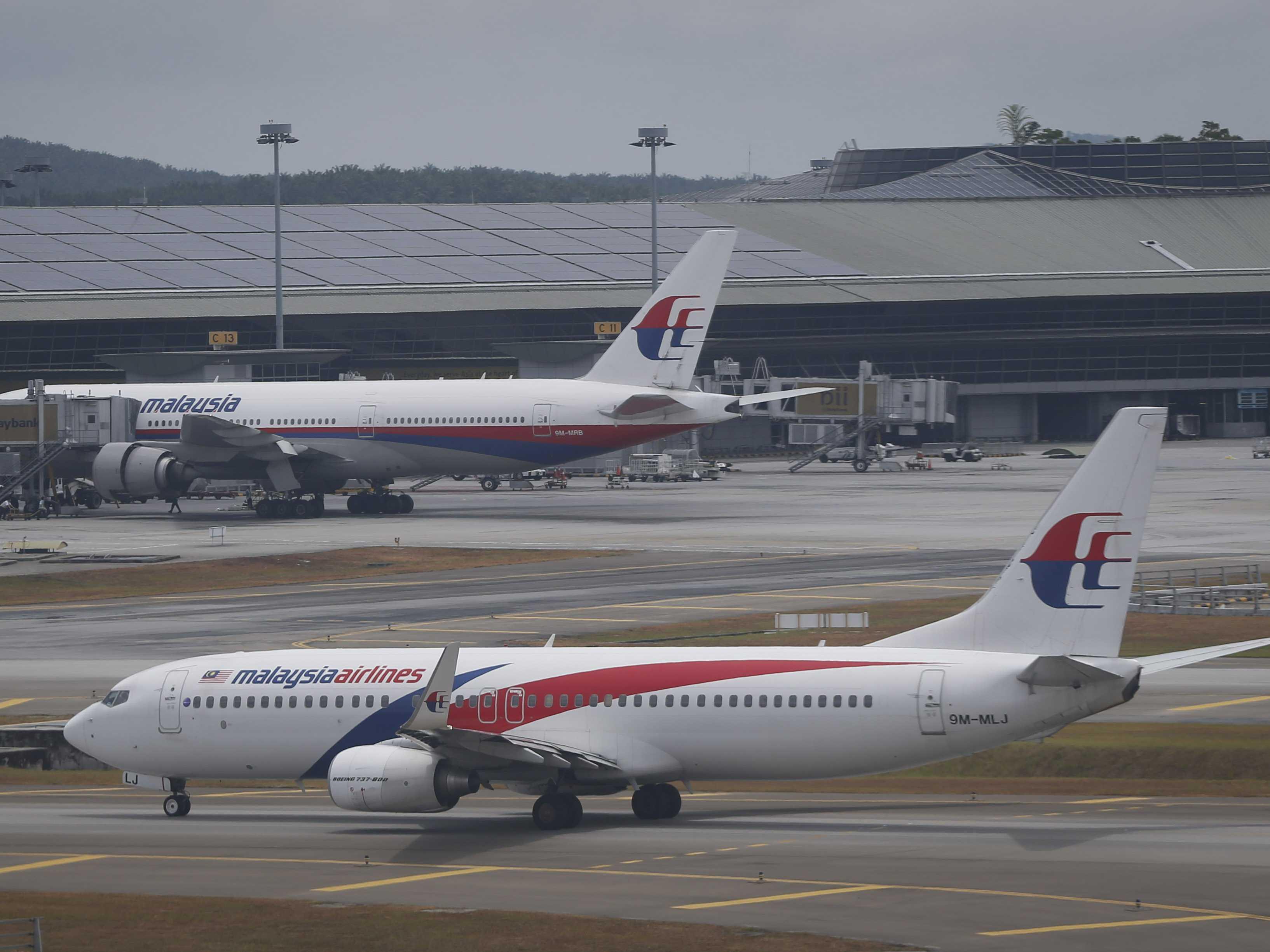 MH370 conspiracy