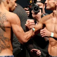 UFC173 Barao