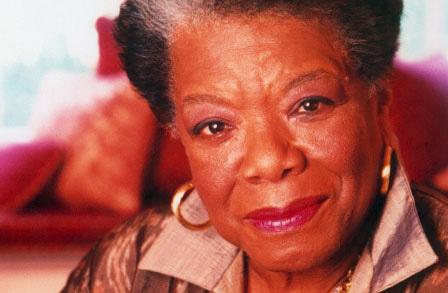Angelou Twitter RIP